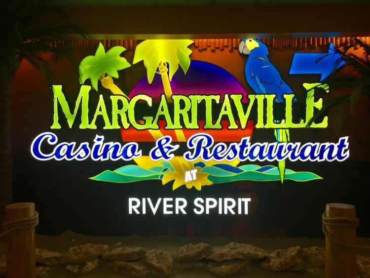 Margaritaville Tulsa logo
