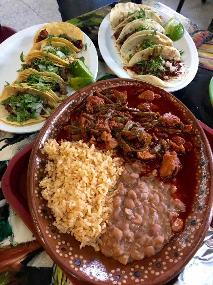 Tacos La Bamba in Beaumont Texas