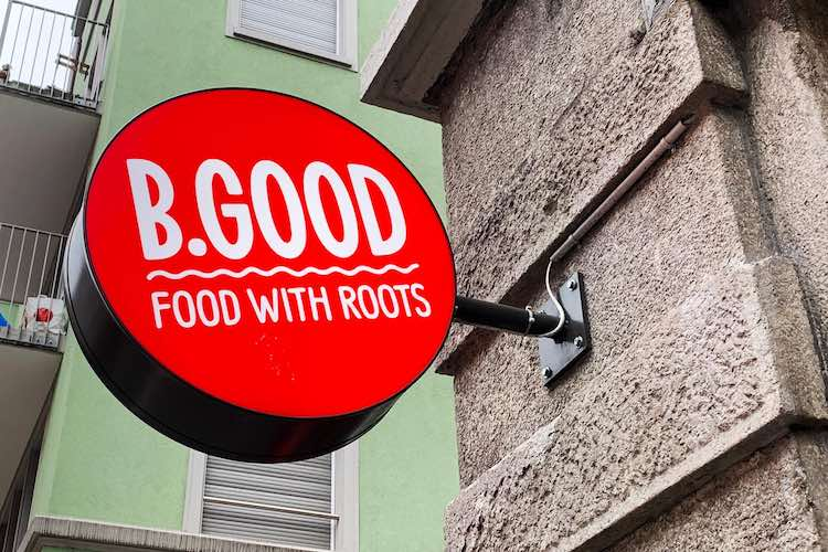 B.Good for burgers—a great place to eat in Zurich Switzerland