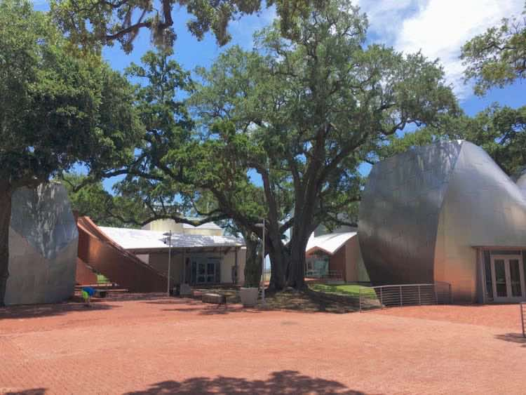 Ohr-Okeefe Museum of Art in Biloxi MS