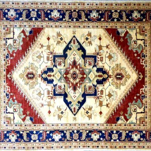 556-3 8.3x10.10 Pakistan Rugs Arizona