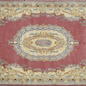 CON-A 9.6x13.6 Indo Chinese Rug