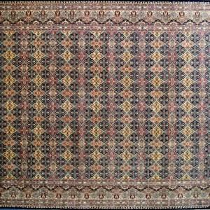CON P1998 9.2x12.7 Diamond Star Pakistan Rug