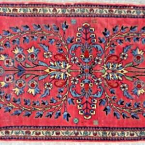 ORR-OM1. 3.5x14.6. Persian Runner Rug