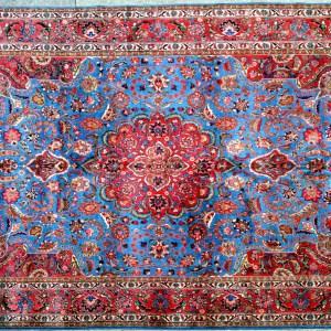 con A-18495 Hakim 9.8x12.7 Meshad Rug
