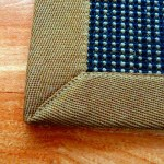 Wide Rug Binding Example