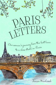 Paris Letters cover copyright Janice MacLeod