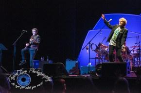 ARW's Trevor Rabin and Jon Anderson at the Fabulous Fox Theatre photo by Sean Derrick/Thyrd Eye Photography