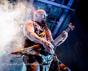 Slayer photo by Sean Derrick/Thyrd Eye Photography
