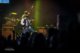 Kid Rock at Scottrade Center photo by Keith Brake