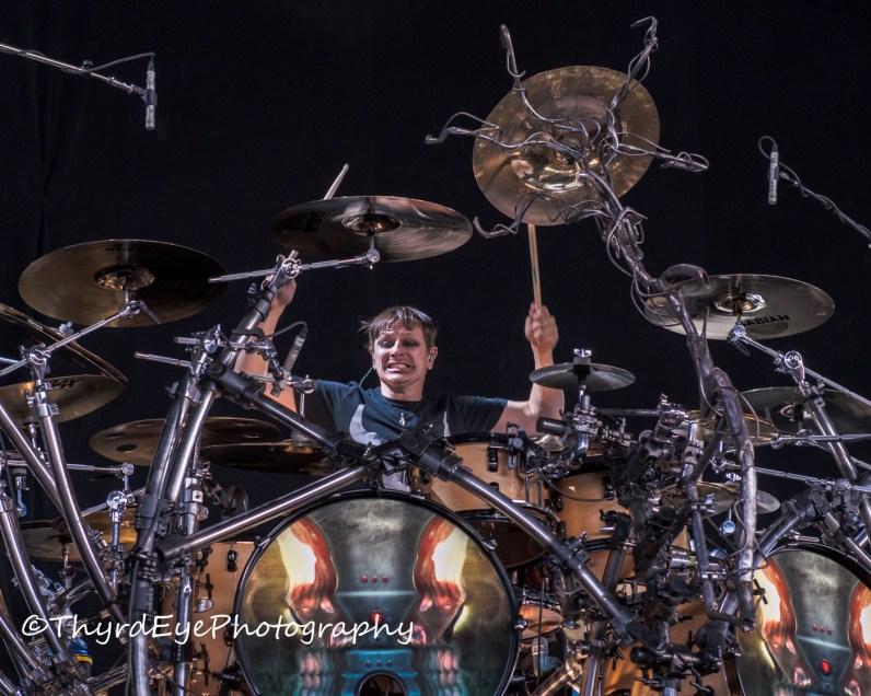 Korn photo by Sean Derrick/Thyrd Eye Photography