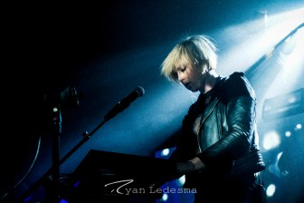 Phantogram Photo by Ryan Ledesma / Ryan Ledesma Photography