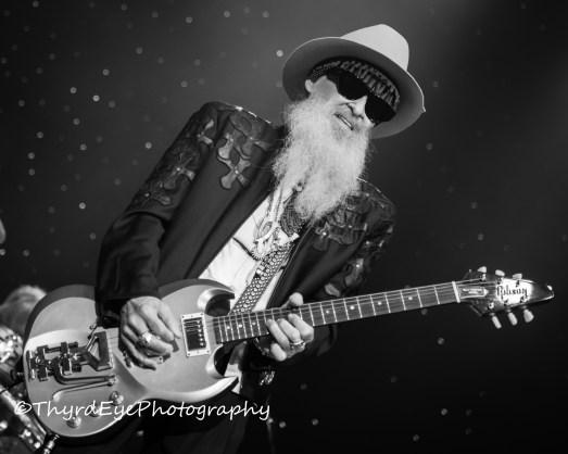 ZZ Top photo by Sean Derrick/Thyrd Eye Photography