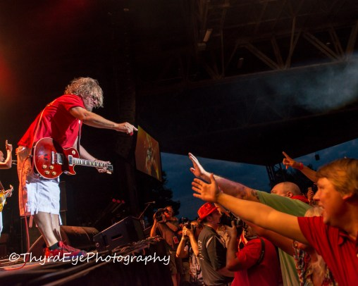 Sammy Hagar photo by Sean Derrick/Thyrd Eye Photography