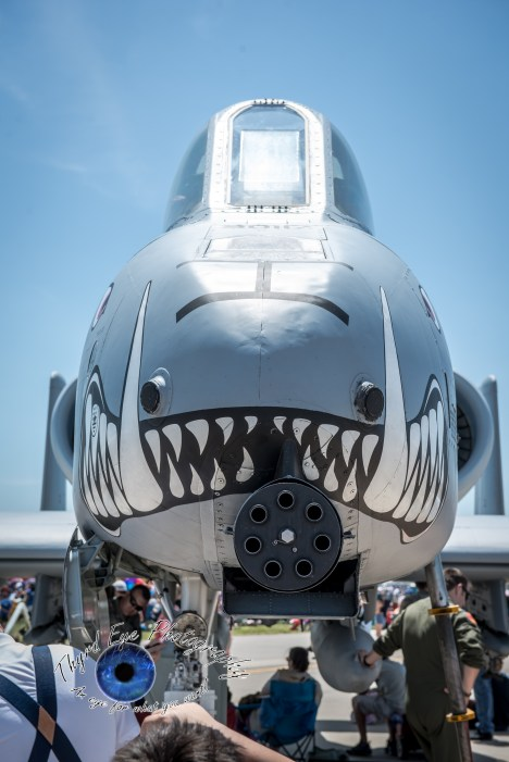 A-10 photo by Sean Derrick/Thyrd Eye Photography