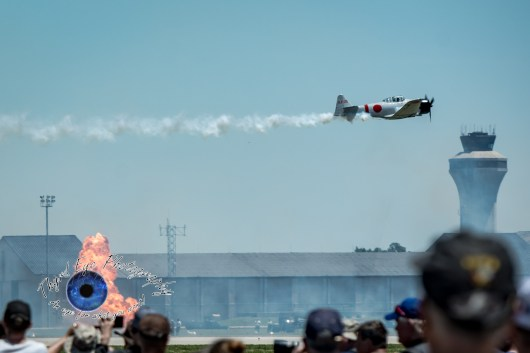 Tora! Tora! Tora! photo by Sean Derrick/Thyrd Eye Photography