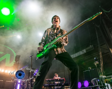 Bobby Dall of Poison. Photo by Sean Derrick/Thyrd Eye Photography