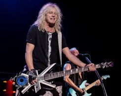 Rick Savage of Def Leppard. Photo by Sean Derrick/Thyrd Eye Photography