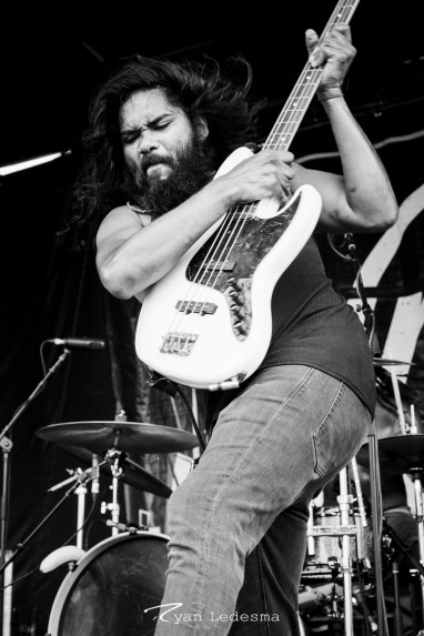 Valient Thorr Wednesday in Saint Louis for Vans Warped Tour. Photo by Ryan Ledesma.