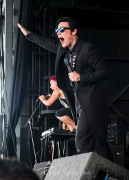 William Control Wednesday in Saint Louis for Vans Warped Tour. Photo by Ryan Ledesma.