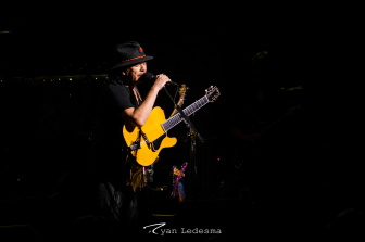 Santana photo by Ryan Ledesma Photography