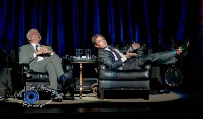 Steve Martin and Martin Short photo by Sean Derrick/Thyrd Eye Photography