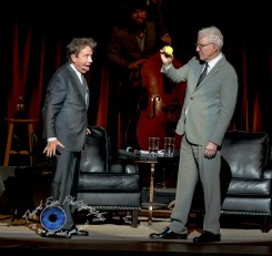 Steve Martin and Martin Short photo by Sean Derrick/Thyrd Eye Photography