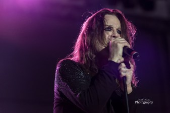 Ozzy Osbourne performing at Moonstock 2017. Photo by Keith Brake Photography.