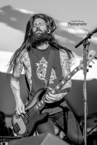 Pop Evil performing at Moonstock 2017. Photo by Keith Brake Photography.