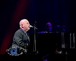 Billy Joel performing at Busch Stadium in Saint Louis. Photo by Sean Derrick/Thyrd Eye Photography.