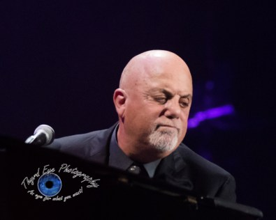 Billy Joel performing at Busch Stadium in Saint Louis. Photo by Sean Derrick/Thyrd Eye Photography.