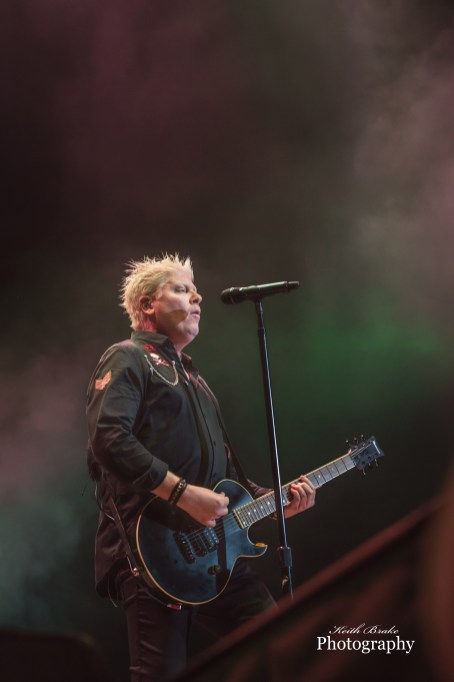 The Offspring at Wayback Pointfest. Photo by Keith Brake Photography.
