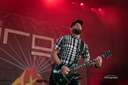 The Urge at Wayback Pointfest. Photo by Keith Brake Photography.