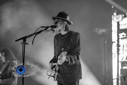Les Claypool performing with Primus at Peabody Opera House in Saint Louis. Photo by Sean Derrick/Thyrd Eye Photography.