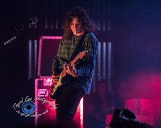 """Larry """"Ler"""" LaLonde performing with Primus at Peabody Opera House in Saint Louis. Photo by Sean Derrick/Thyrd Eye Photography."""