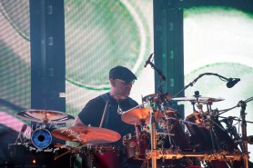 "Tim ""Herb"" Alexander performing with Primus at Peabody Opera House in Saint Louis. Photo by Sean Derrick/Thyrd Eye Photography."