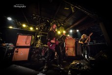 Corrosion of Conformity performing a New Years Eve show by Saint Louis Sunday at Pop's. Photo by Keith Brake Photography.