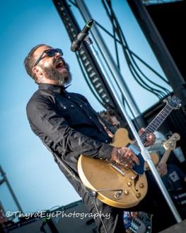 Blue October performing in Saint Louis. Photo by Sean Derrick/Thyrd Eye Photography
