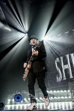 Shinedown performing in Saint Louis. Photo by Sean Derrick/Thyrd Eye Photography