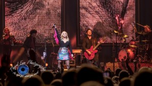 Miranda Lambert performing at Scottrade Center in Saint Louis Friday. Photo by Sean Derrick/Thyrd Eye Photography.