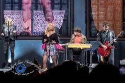 Miranda Lambert performing at Scottrade Center in Saint Louis Friday. Photo by Sean Derrick/Thyrd Eye Photography.