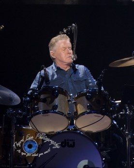 Don Henley performing with the Eagles at Scottrade Center in Saint Louis Sunday. Photo by Sean Derrick/Thyrd Eye Photography.
