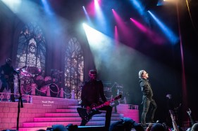 Ghost performing at Peabody Opera House in Saint Louis Friday. Photo by Keith Brake Photography.
