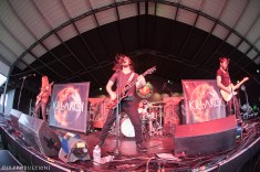 Killakoi performing at the Memorial Day Rock Out in Clarksville, TN. Photo by JP Productions.