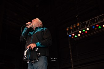 The Marshall Tucker Band perform at the KSHE 95 Pig Roast Saturday. Photo by Keith Brake Photography.