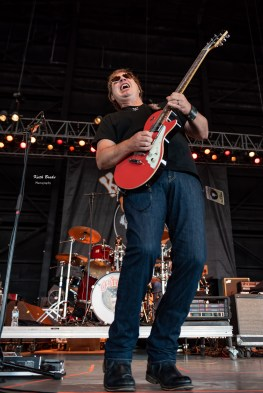 The Outlaws perform at the KSHE 95 Pig Roast Saturday. Photo by Keith Brake Photography.
