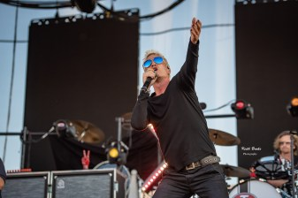 Stone temple Pilots performing at Rockfest in Kansas City. Photo by Keith Brake Photography.