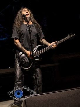 Slayer performing their final show in Saint Louis at Hollywood Casino Amphitheatre. Photo by Sean Derrick/Thyrd Eye Photography.