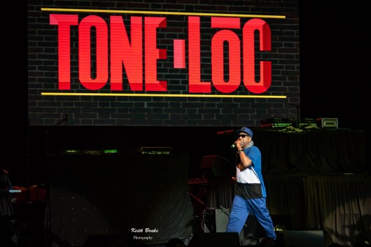 90's House Party at Hollywood Casino Amphitheatre in Saint Louis Saturday. Photo by Keith Brake Photography.