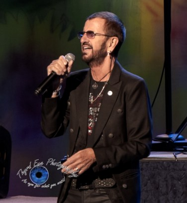 Ringo Starr performing with his All-Starr Band at the Fabulous Fox Theatre in Saint Louis Friday. Photo by Sean Derrick/Thyrd Eye Photography.